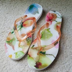 Aerin flip flops